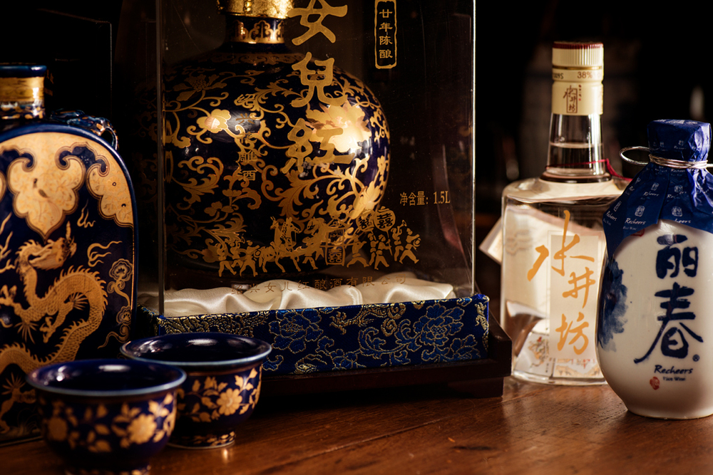 Chinese wines and spirits that tell a story about our Chinese Heritage.