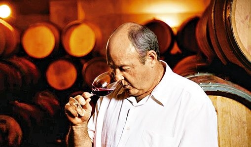 Legendary Bordeaux Oenologist Monsieur Denis Boubals