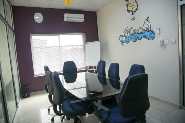Lekki – Conference room