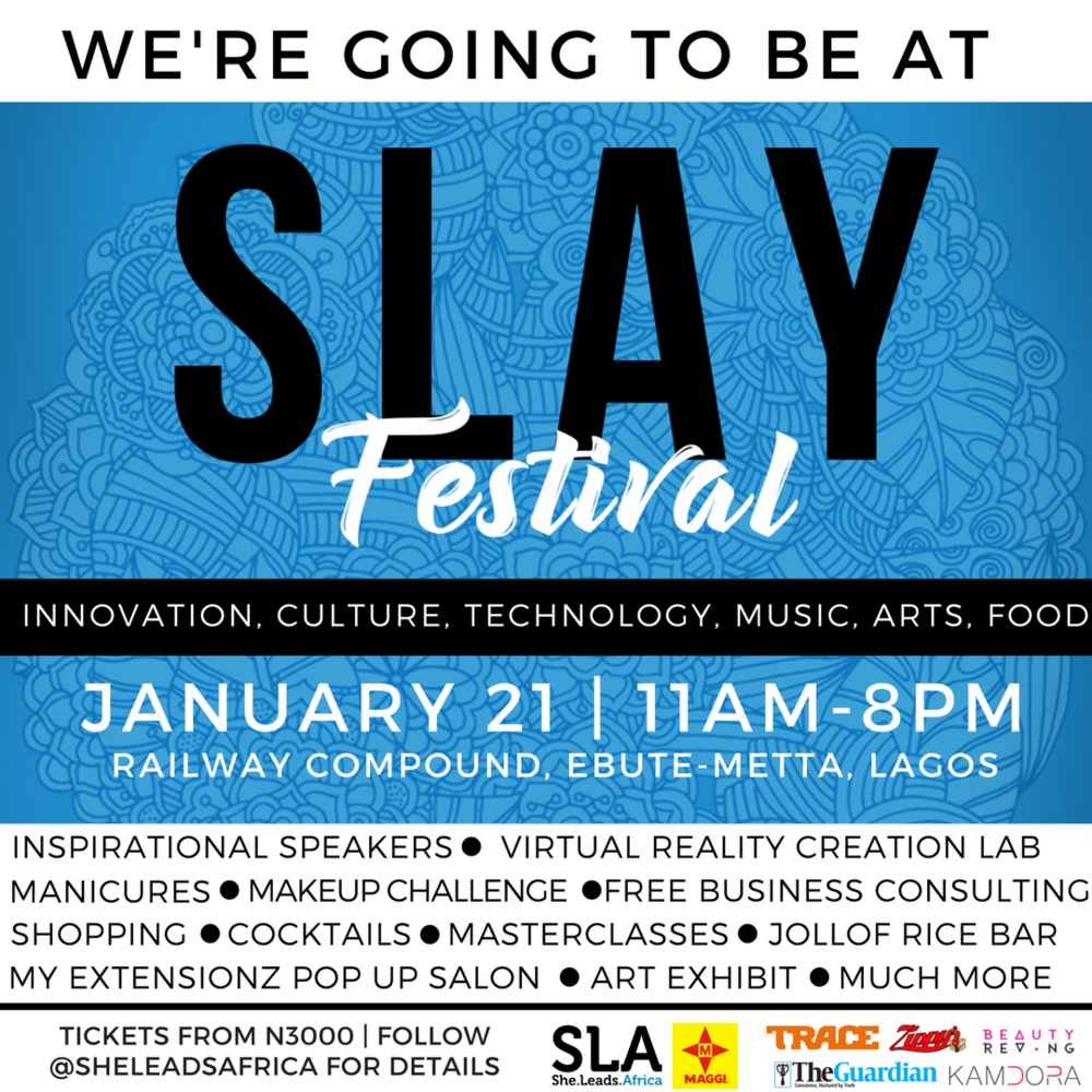 SLAY FESTIVAL