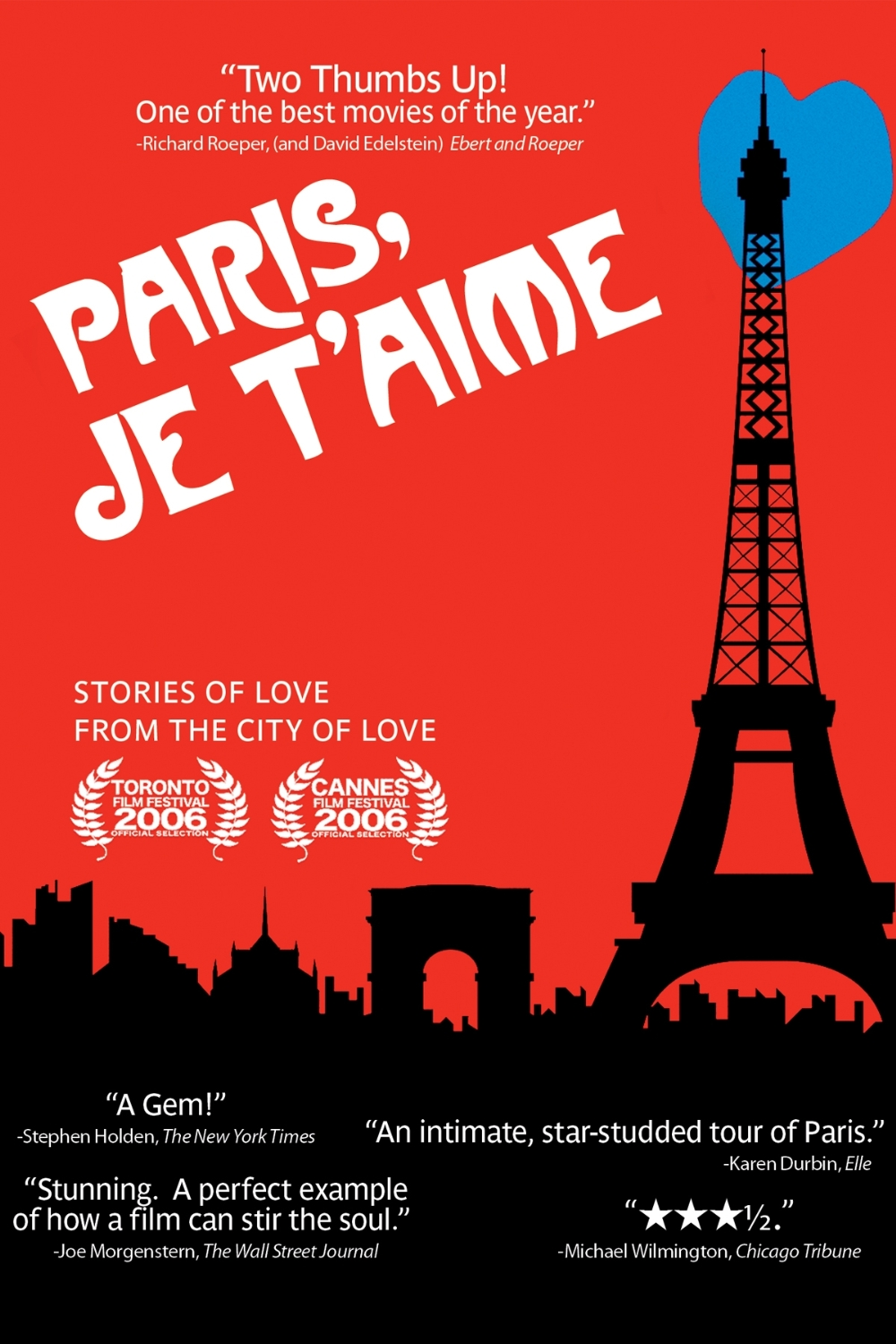 Romantic Films Paris