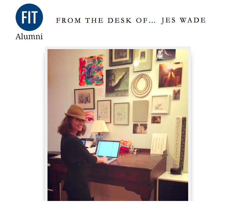 Alumni Spotlight Interview, Fashion Institute of Technology