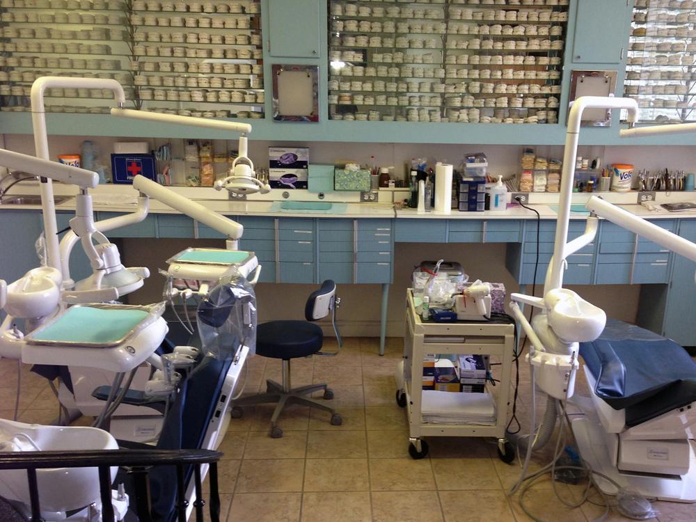 forest hills orthodontics exam rooms