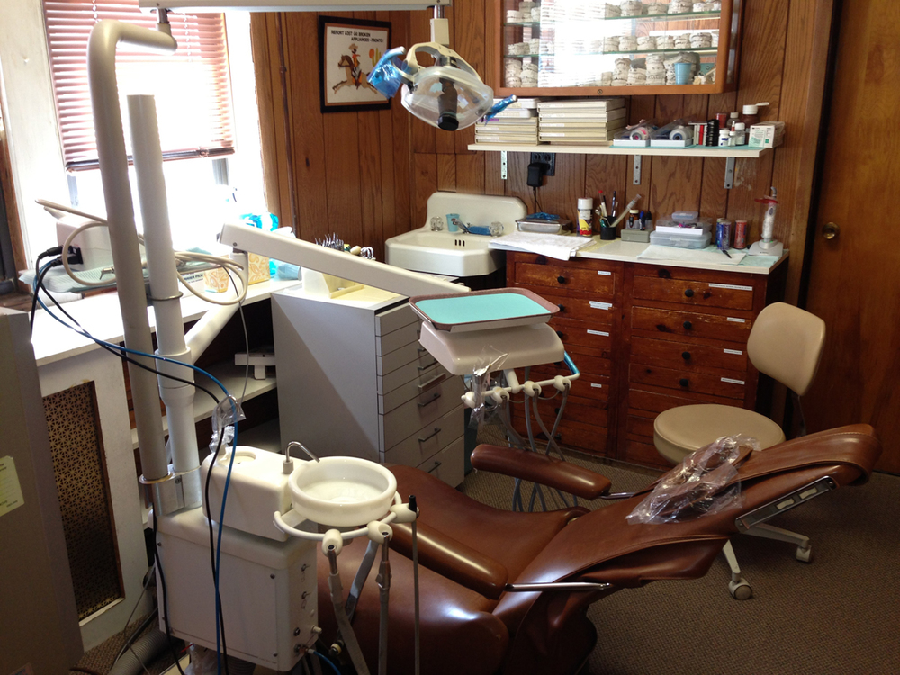 bronx orthodontics exam room