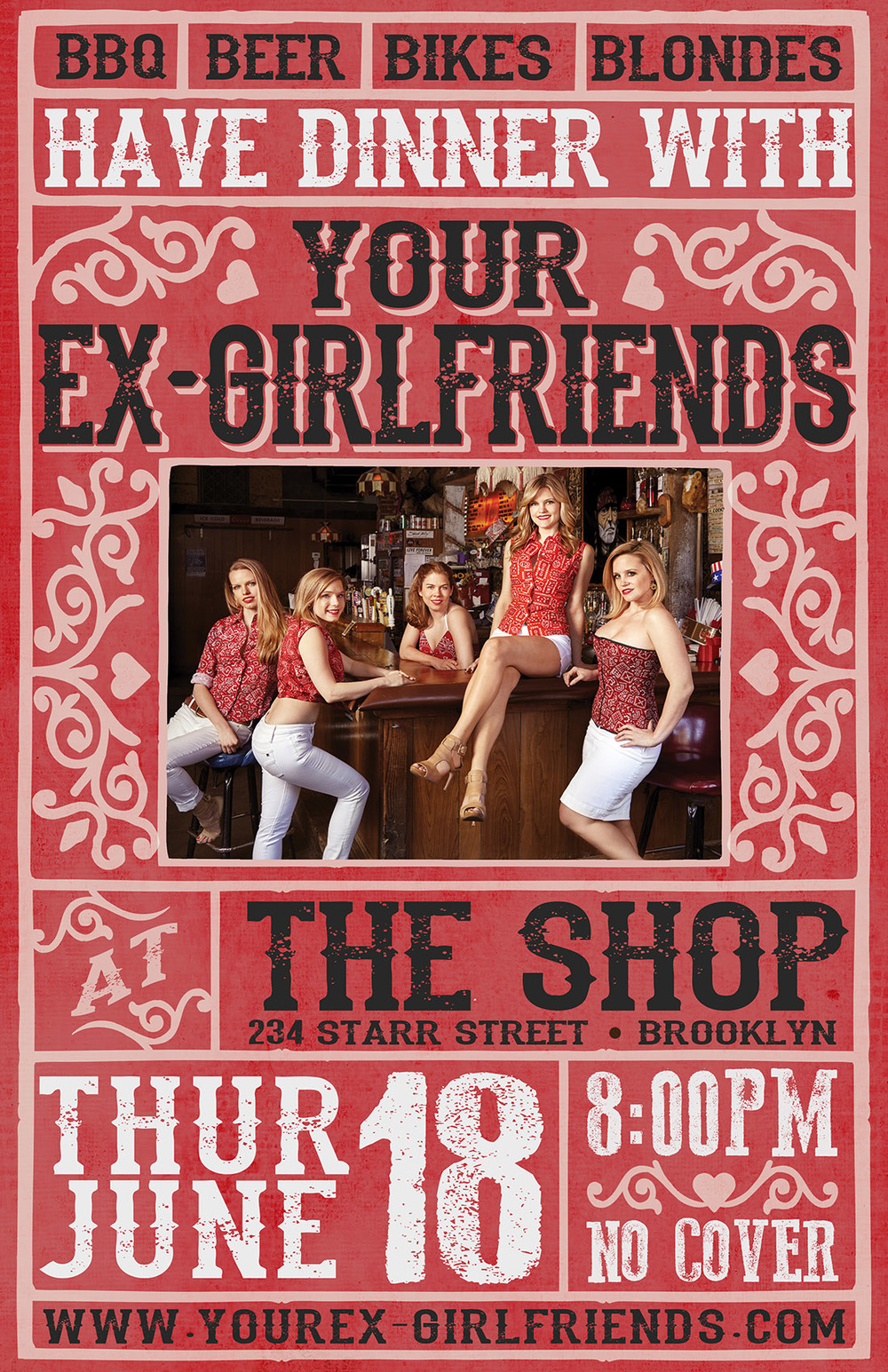exgirlfriends the shop11x17.jpg