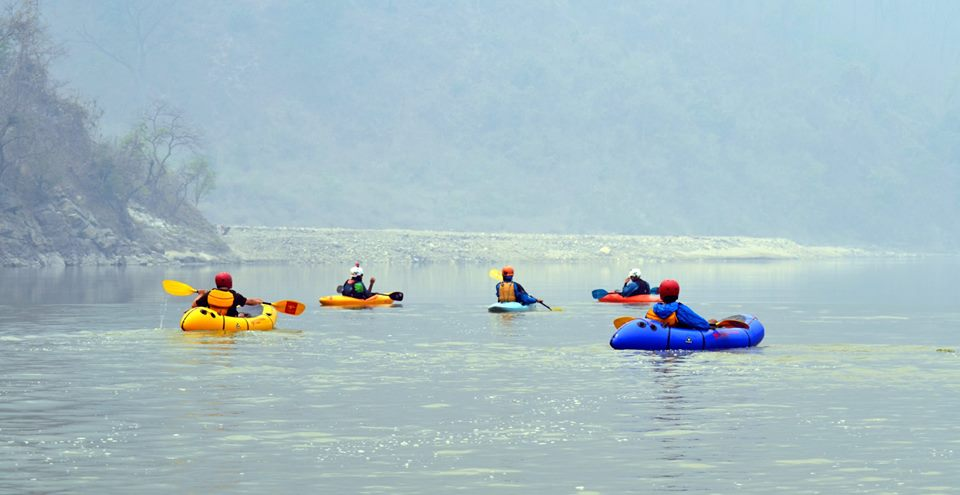 Magnificent scenery./ Photo Courtesy: Expeditions India