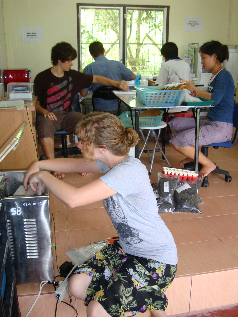 Interns and Seed Bank staff at work_web.jpg