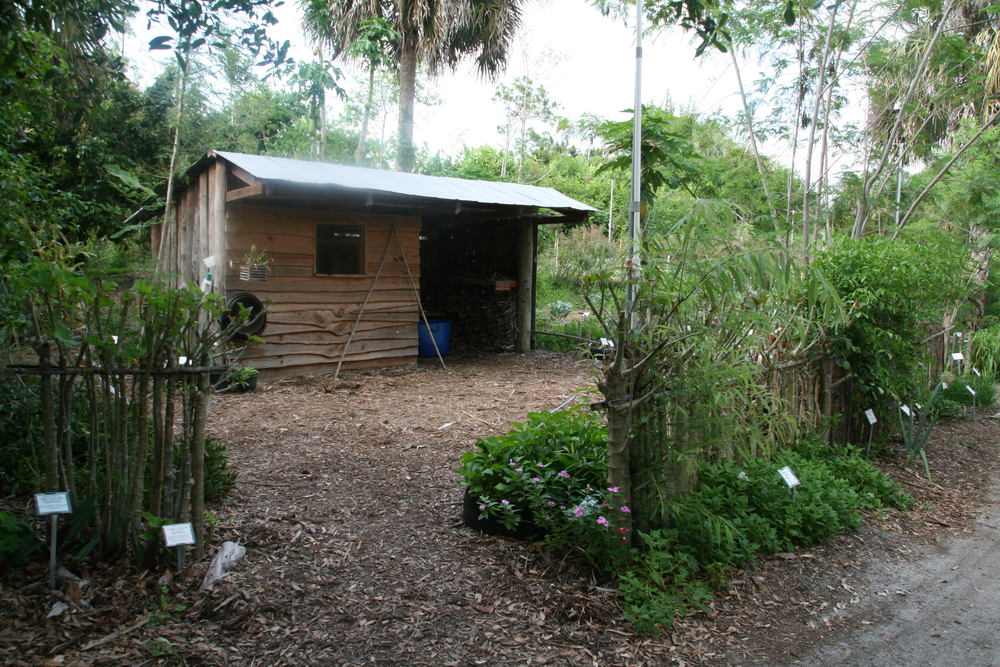 Simple home built on ECHO's Global Farm in Fort Myers Florida.JPG