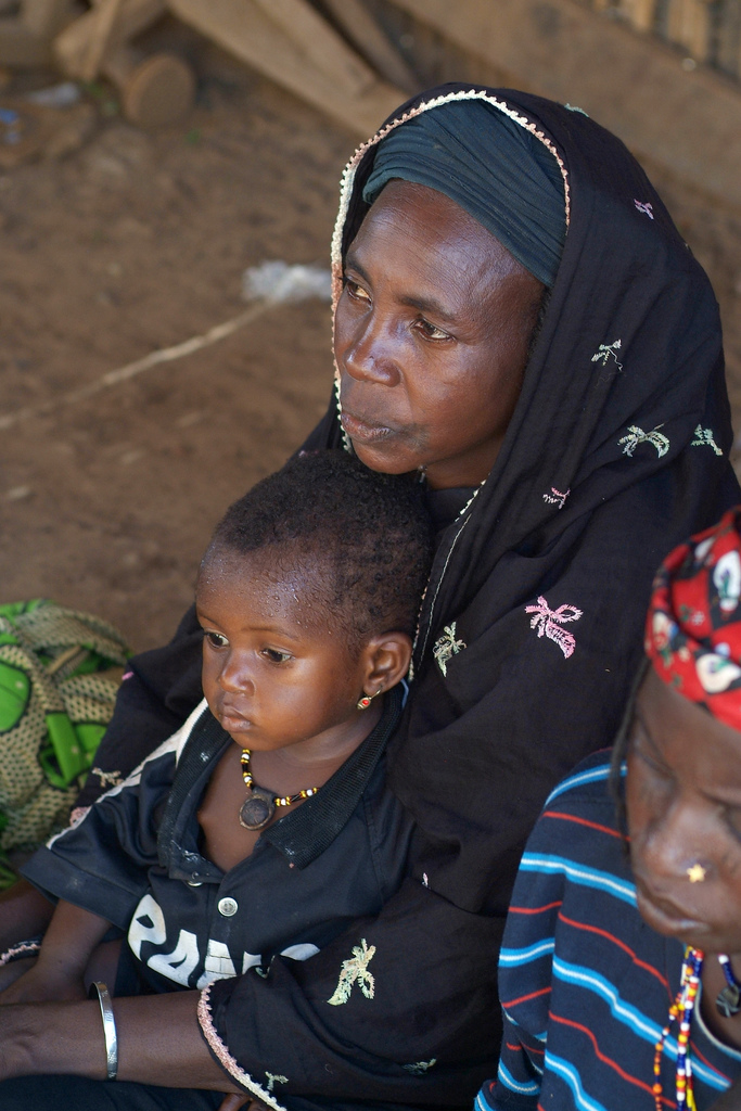 Galmi Nutrition Center, Niger