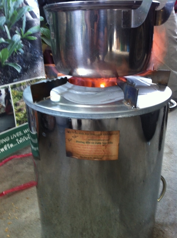Gasifier Stove
