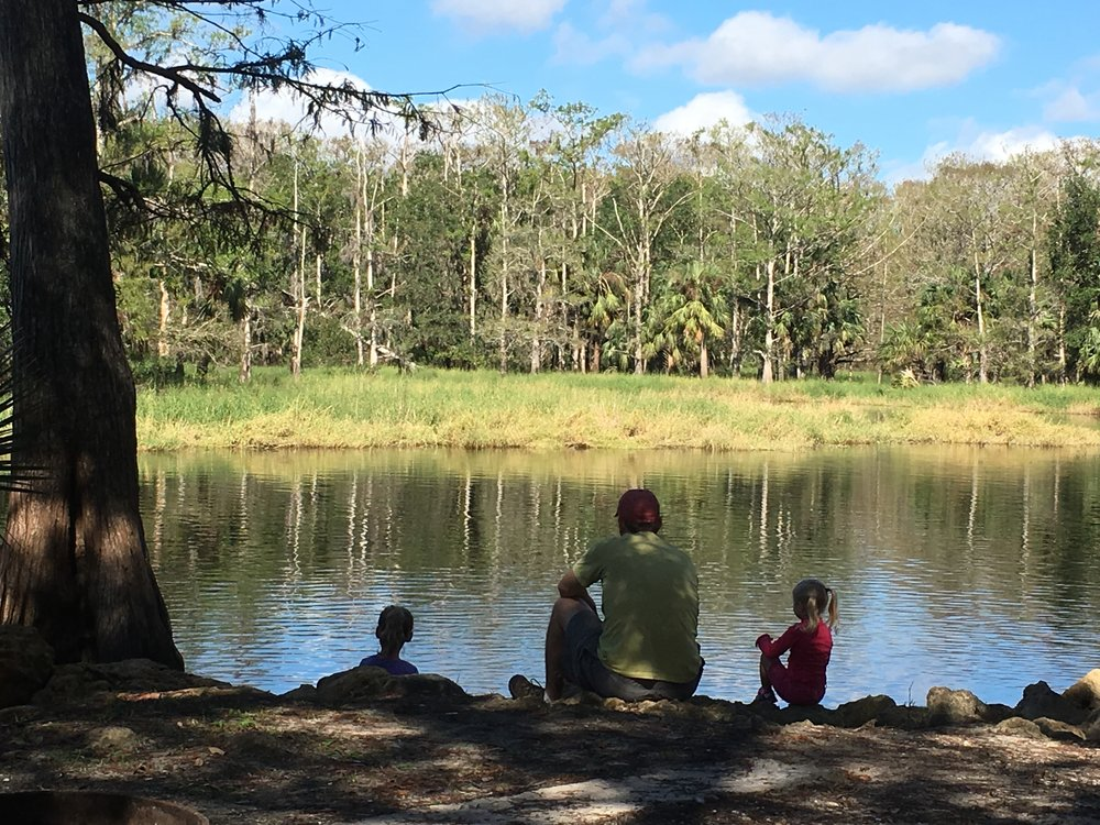 Family Camping Trips - create memories that last a lifetime.