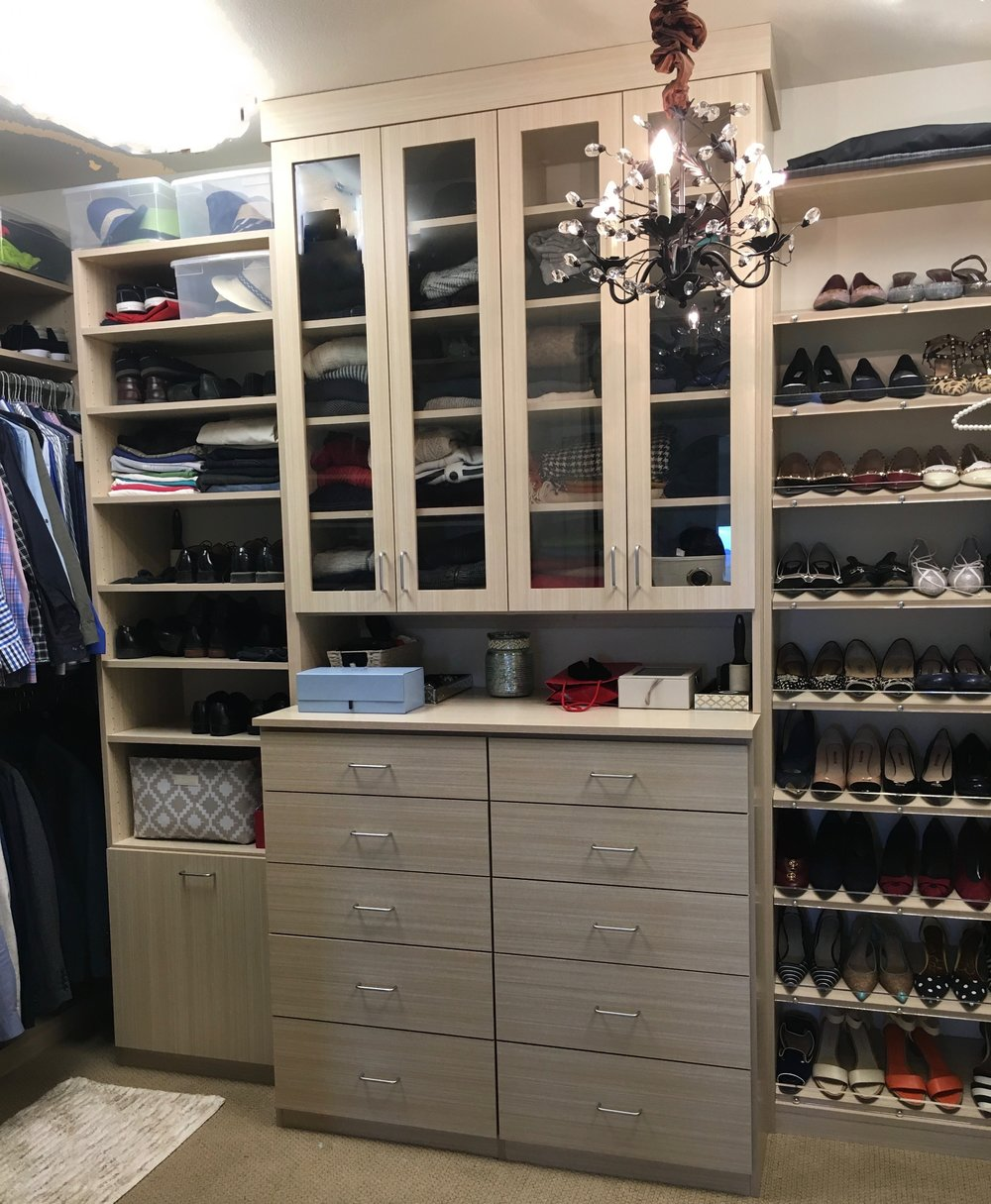 Closet by Malka - RC Cabinets & Closets