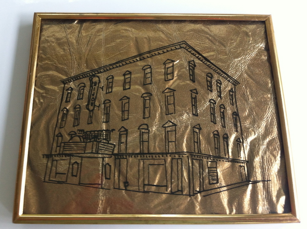 Bijou Theater on Gold