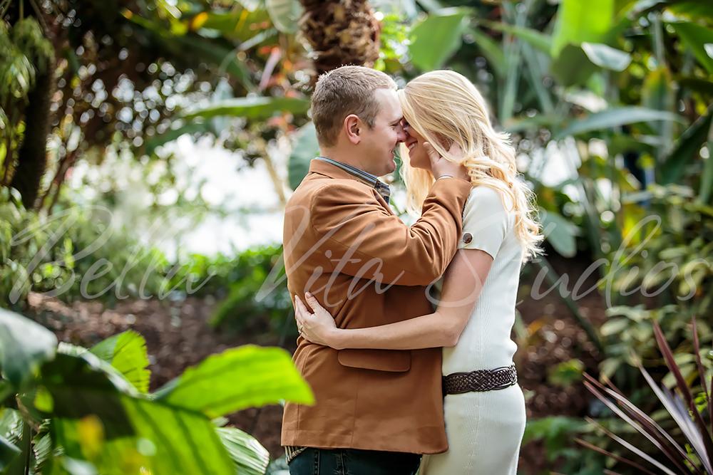Alicia & Daniel | Engagement Session Portraits | Fort Wayne, Ind
