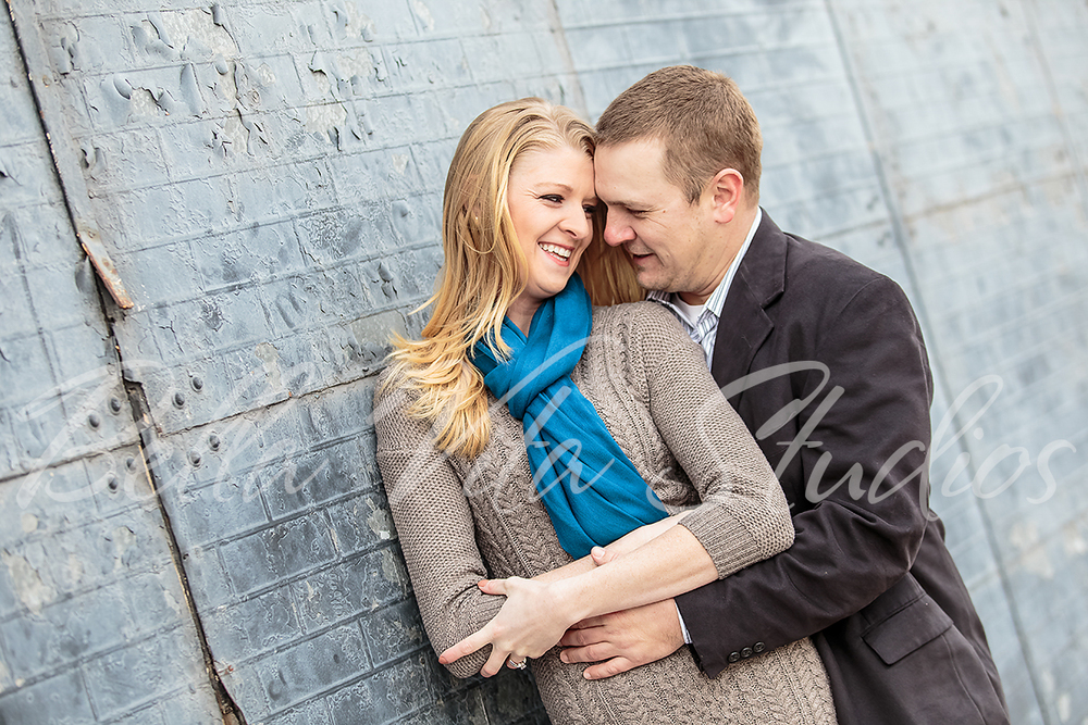 Alicia & Daniel | Engagement Session Portraits | Fort Wayne, Ind