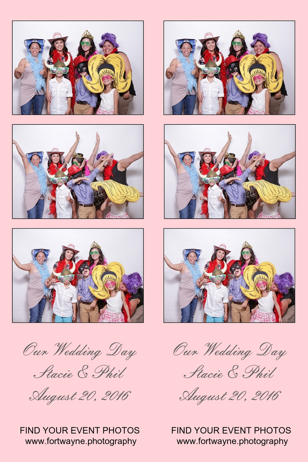 Fort Wayne Photobooth Photo Booth Rental Indiana Ohio Huntington Bluffton Auburn