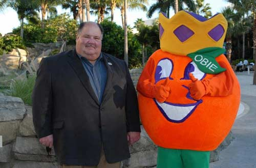 I wish the Orange Bowl was a school.      They would have multiple titles strictly because of Obie.