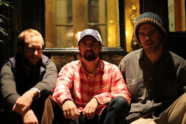 Jonathan Kemp, Brian DiFeo, Joseph Mrnarević