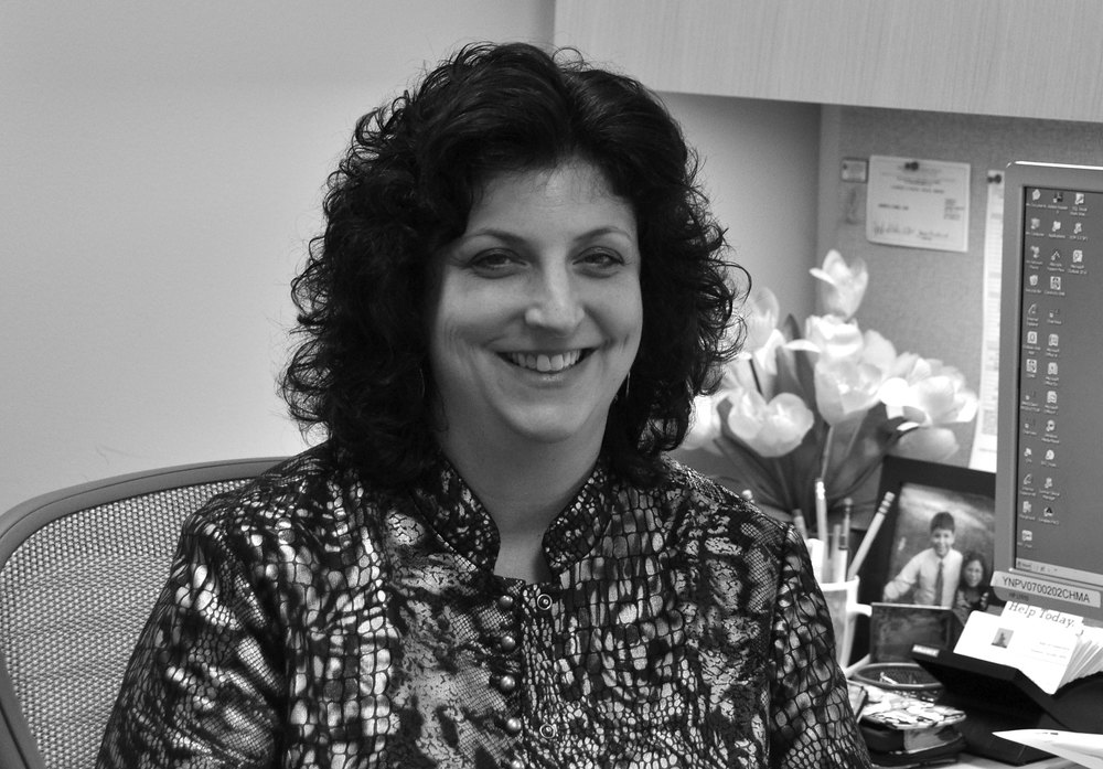 Jennifer Cohen assists families whose children are undergoing bone marrow or stem cell transplants.