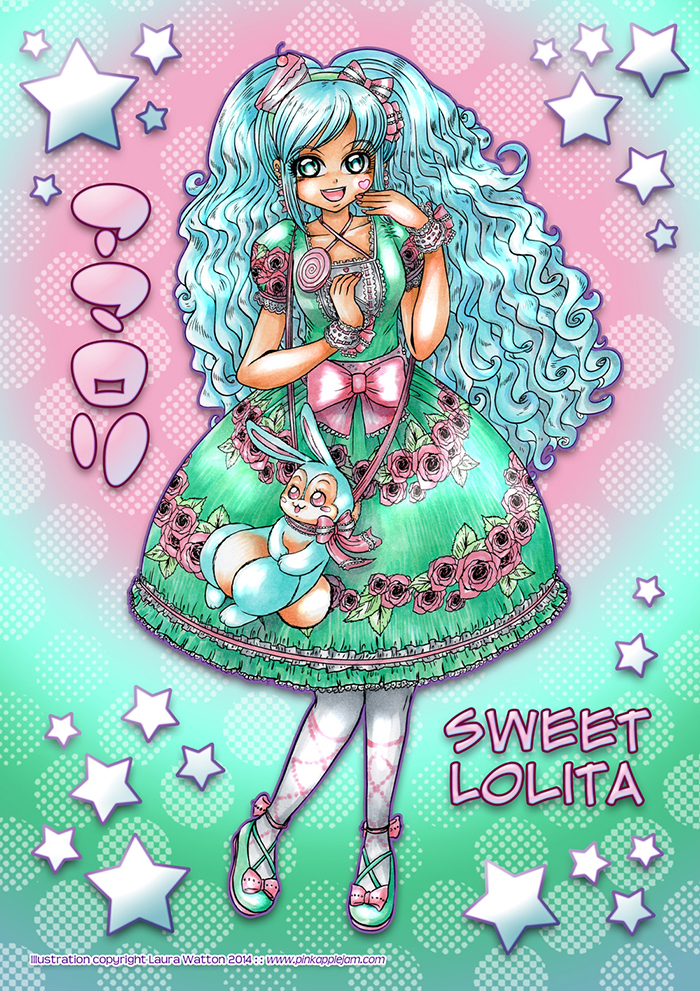 Sweet Lolita 2014