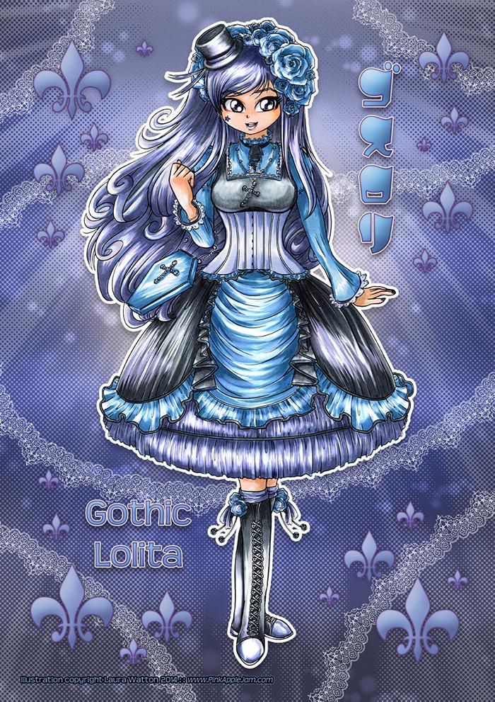 Gothic Lolita 2014