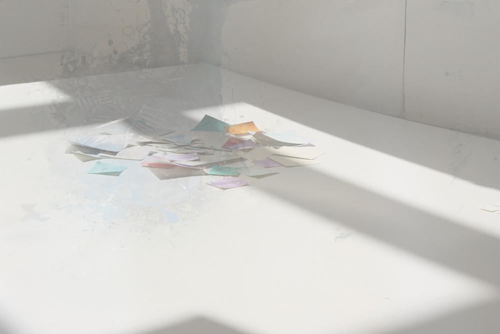 """Light, 2012, digital print on paper, 50"""" x 35"""""""