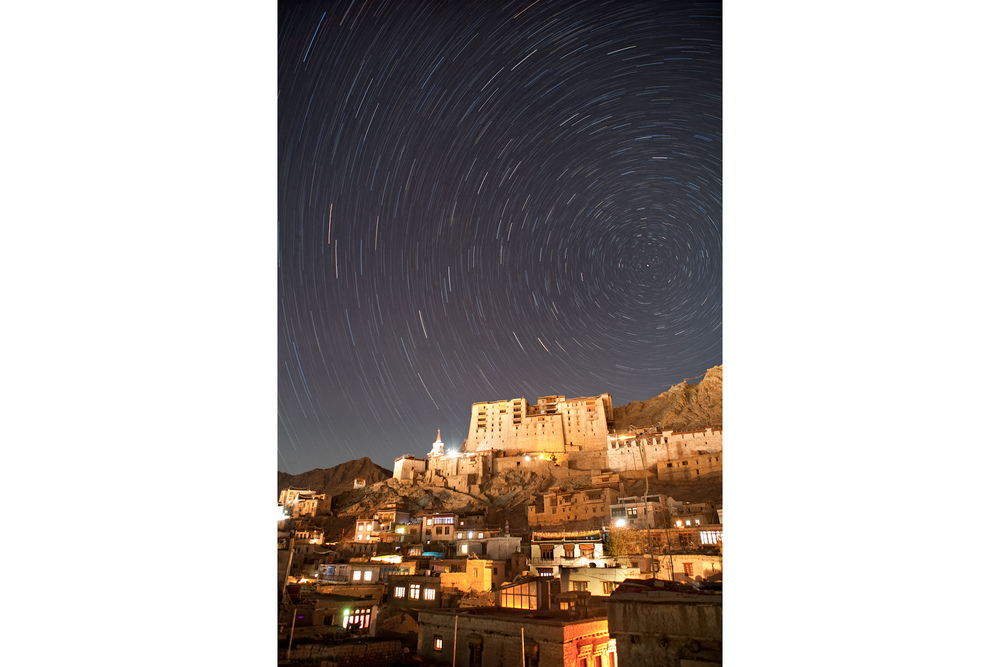India-Ladakh-Travel-Leh-Palace-Night-Star-Trails-Jason-Bax.JPG