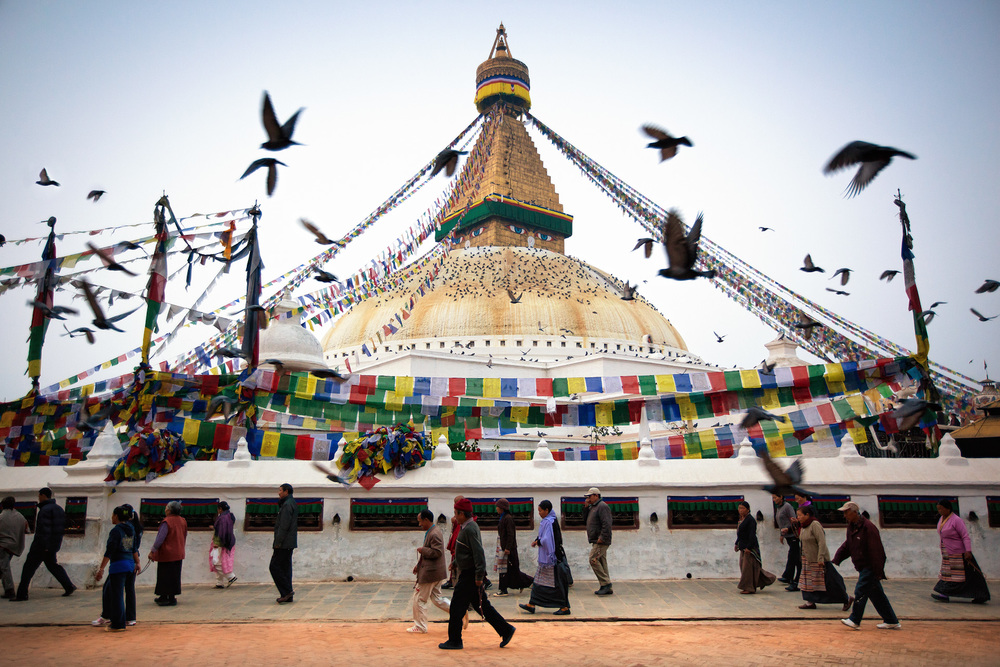 Nepal-Kathmandu-Travel-Boudhanath-Buddhism-Temple-Birds_Jason_Bax_1.JPG