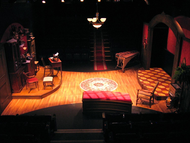 Theatre Design — MARUSHY DESIGN