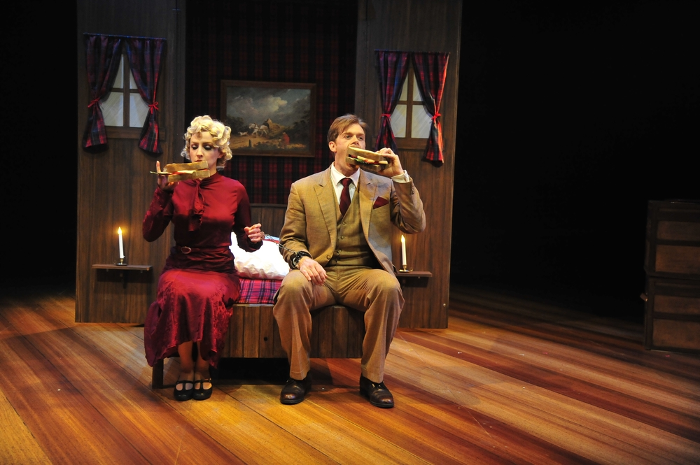 The 39 Steps - Chemainus Theatre Festival