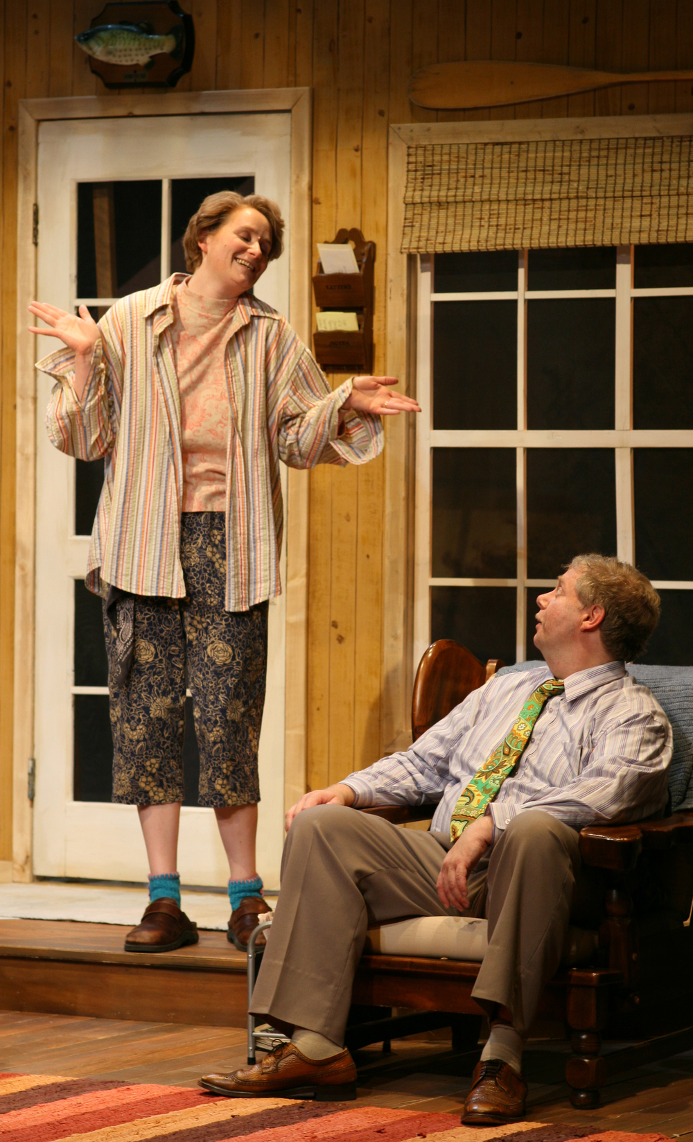 On Golden Pond - Rosebud Theatre