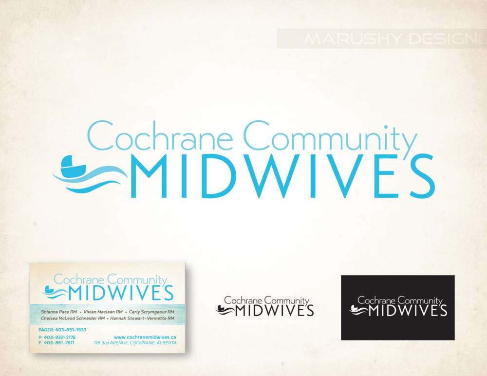 Cochrane Community Midwives Logo