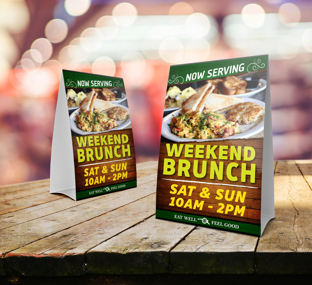 Garrison Brunch Card