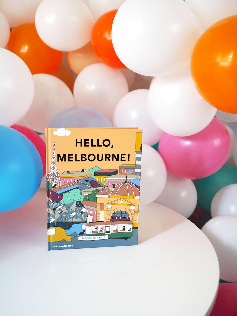 HelloMelbourne_book_MeganMcKean