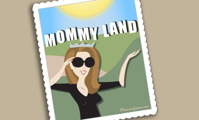 Postcards From Mommy Land
