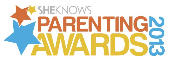 SheKnows Parenting Award 2013.png