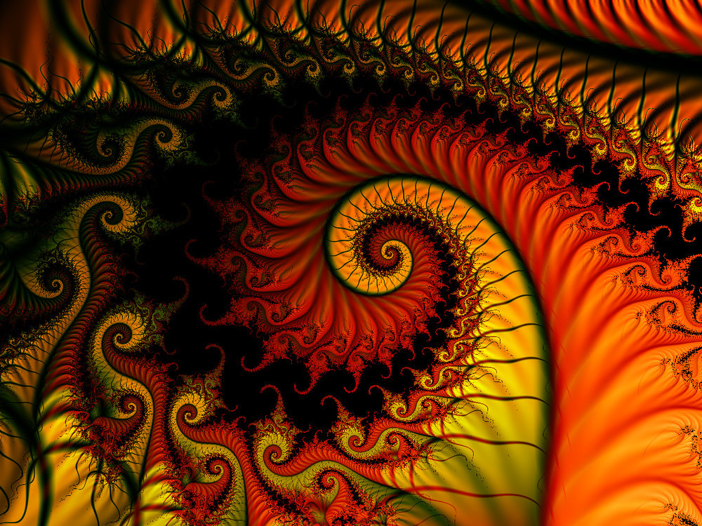 """FRACTAL 1"" by AddIena, Deviant Art"