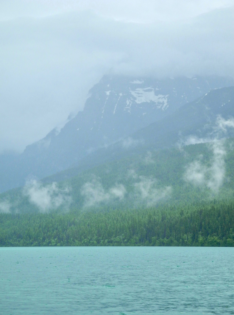 Bowman Lake  // Glacier National Park // Montana