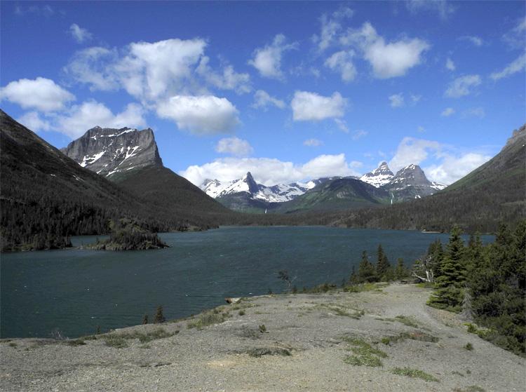Sun Point Nature Trail Glacier National Park
