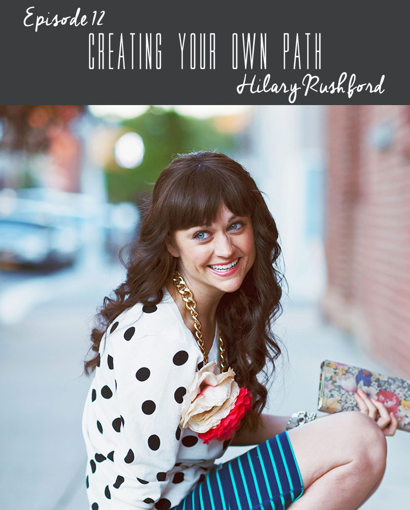Hilary Rushford // Founder of Dean Street Society