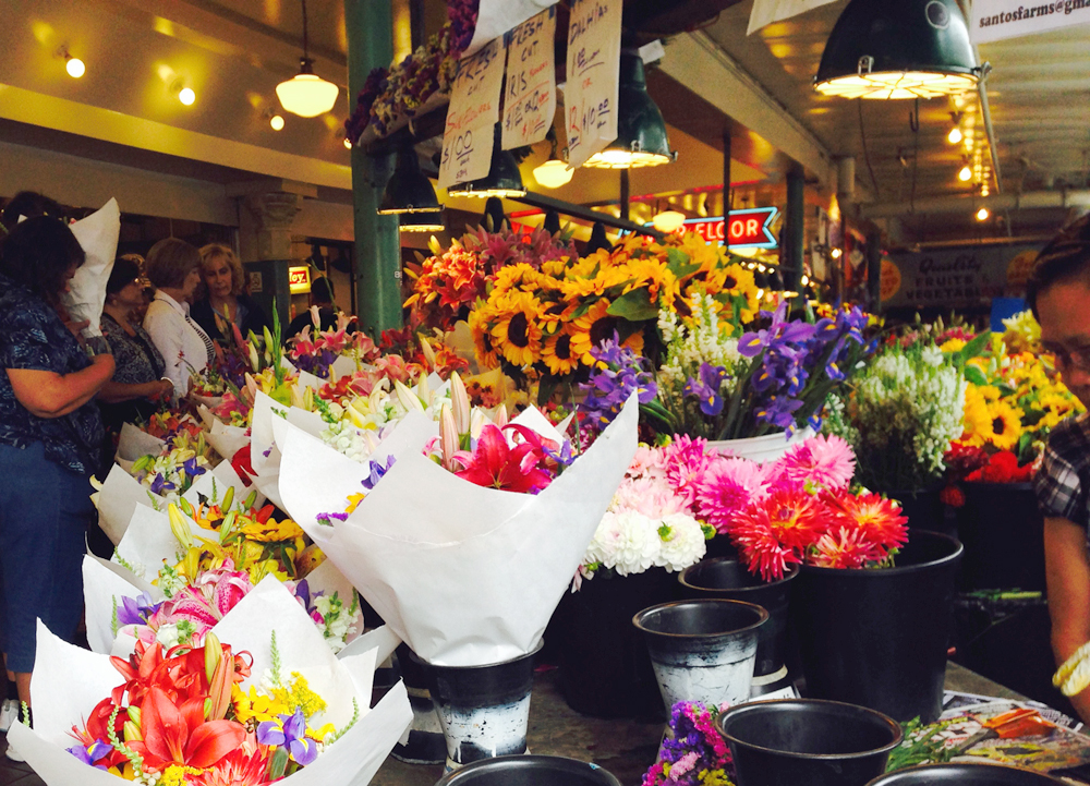 Pike Place Market // Seattle, Washington