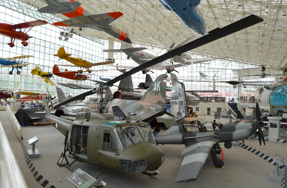 Seattle's Museum of Flight