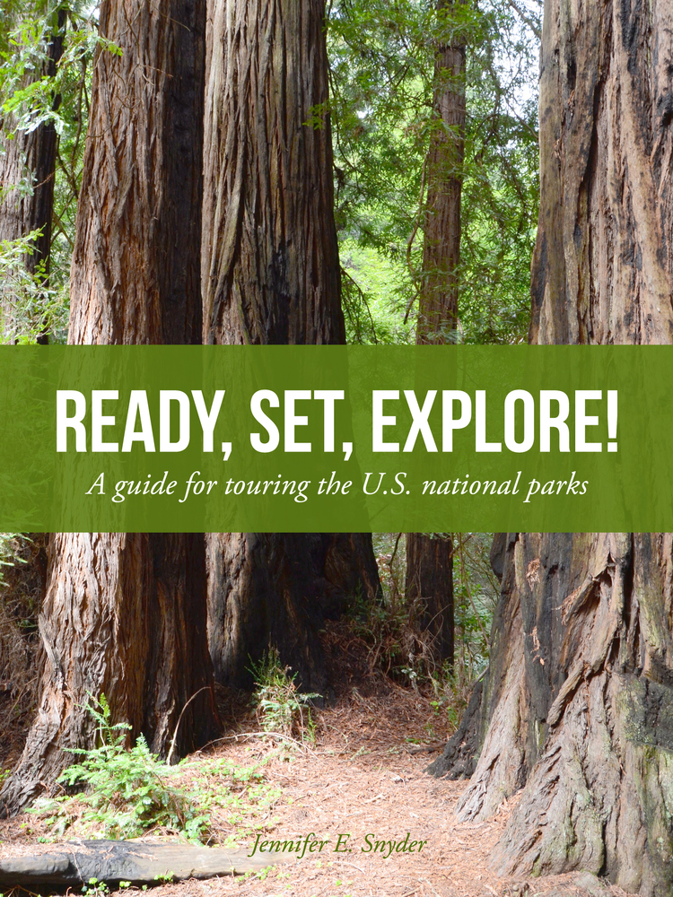 Ready, Set, Explore! // By Jennifer E. Snyder