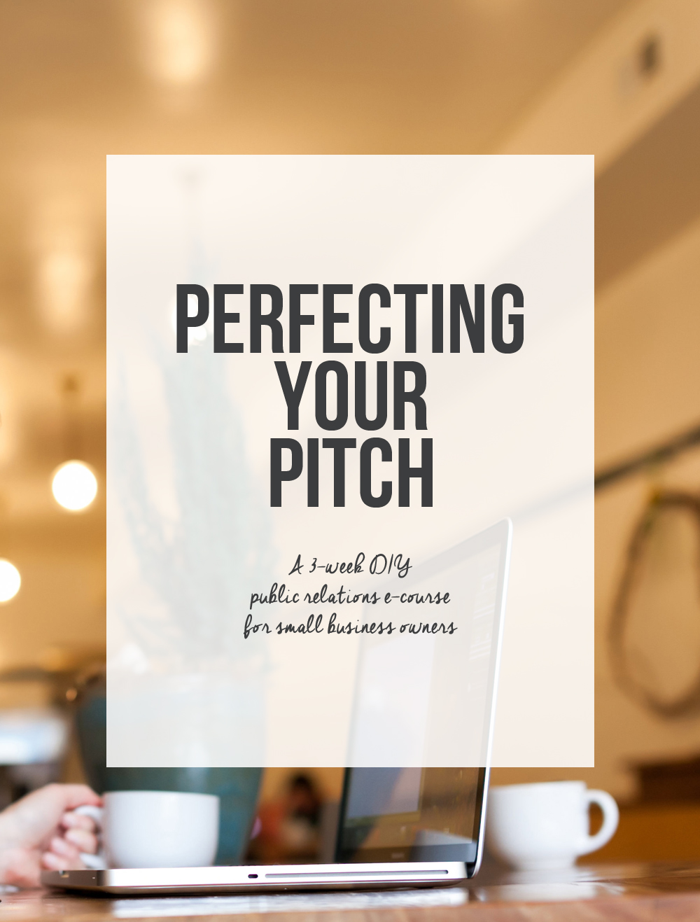 Perfecting Your Pitch: Registration is Now Open!