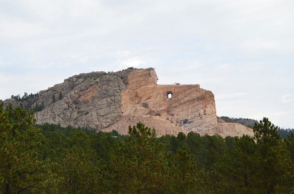 Crazy Horse Memorial | South Dakota