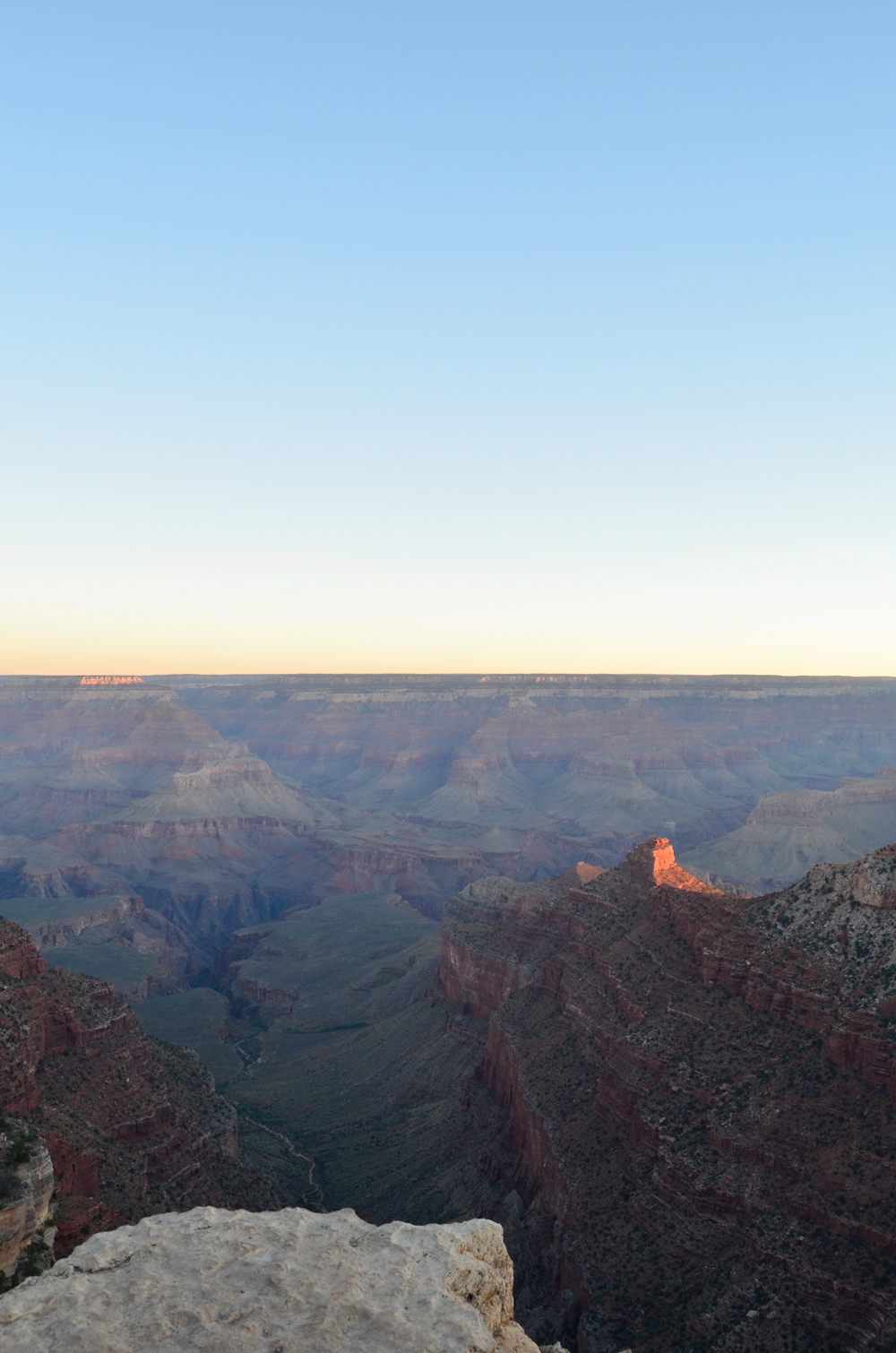 Pipe Creek Vista // How to Spend Your Birthday Alone at the Grand Canyon in 31 Simple Steps