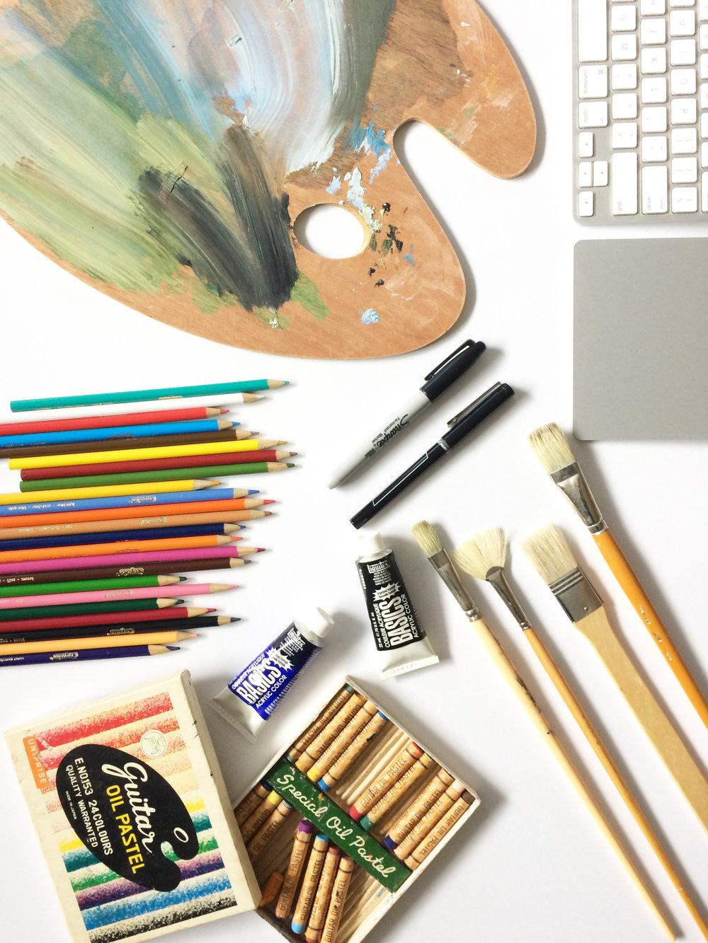 CYOP Artist Residency Program // jenniferesnyder.com
