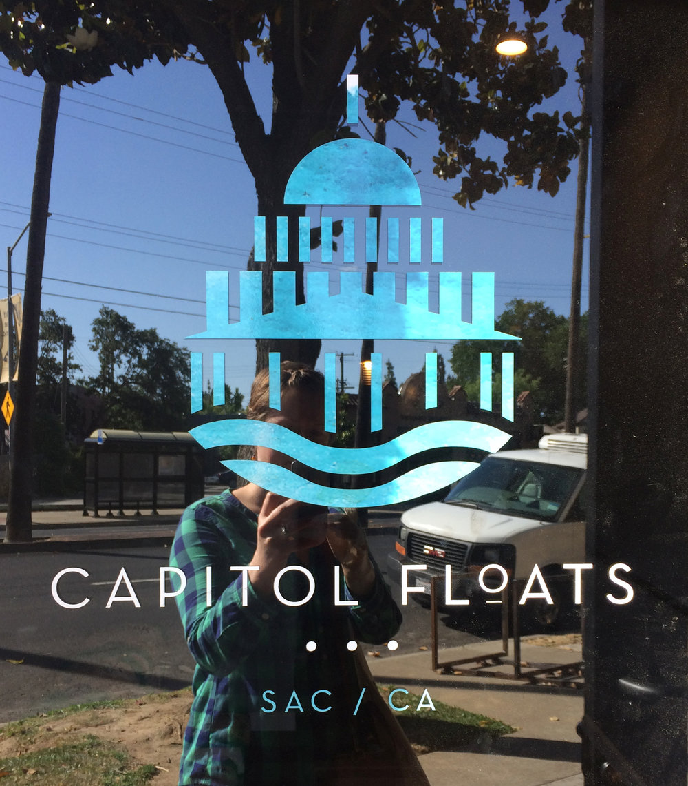 Capitol Floats // Sacramento, California