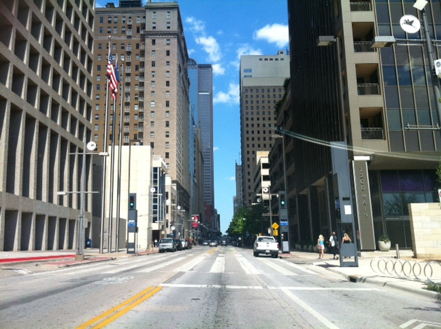 Downtown Dallas!