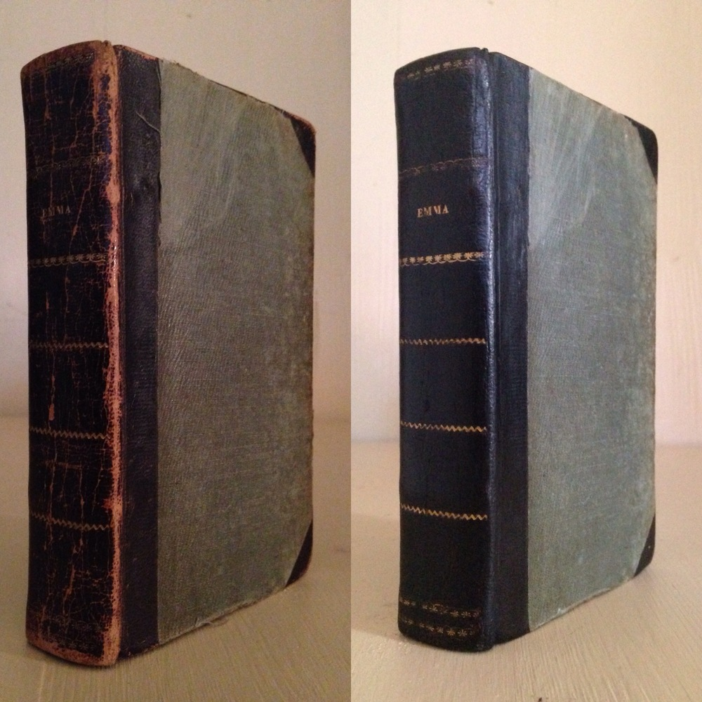 Emma, by Jane Austen, 1841. General Restoration.